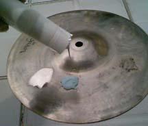 clean5  Trik membersihkan cymbal